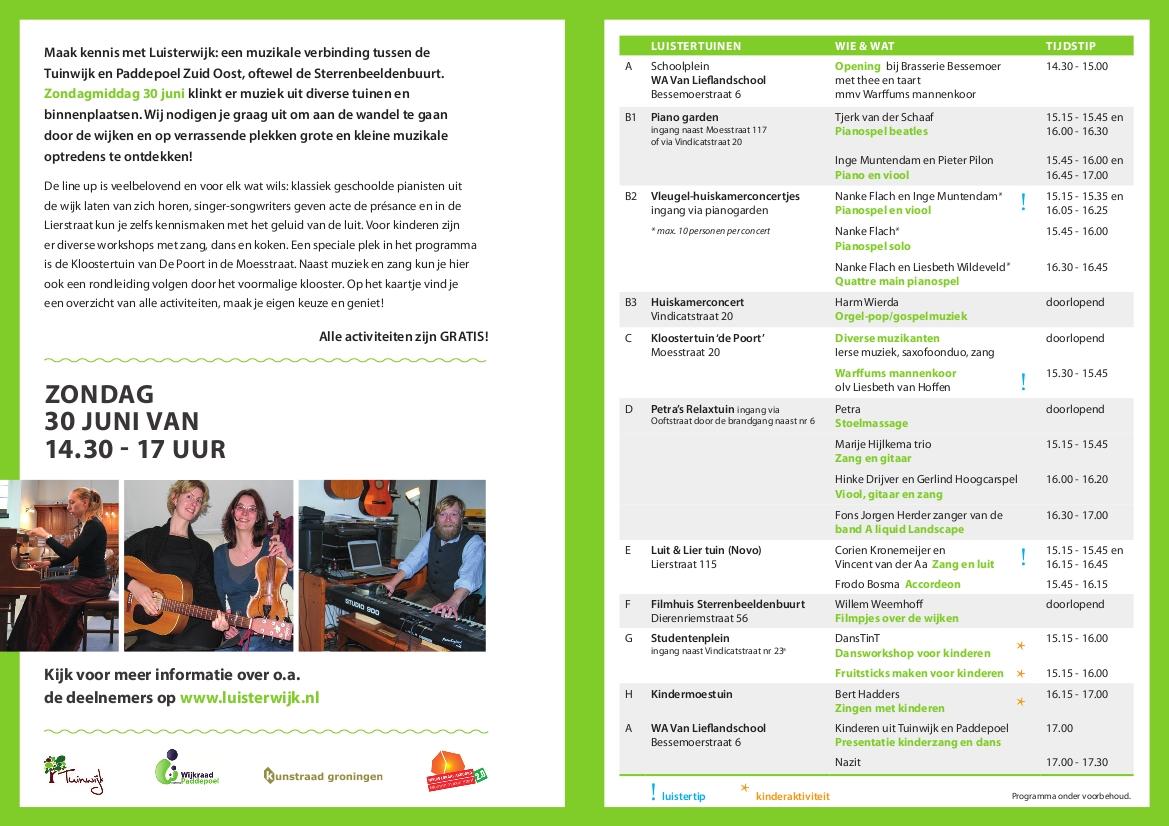 Programma Luisterwijk